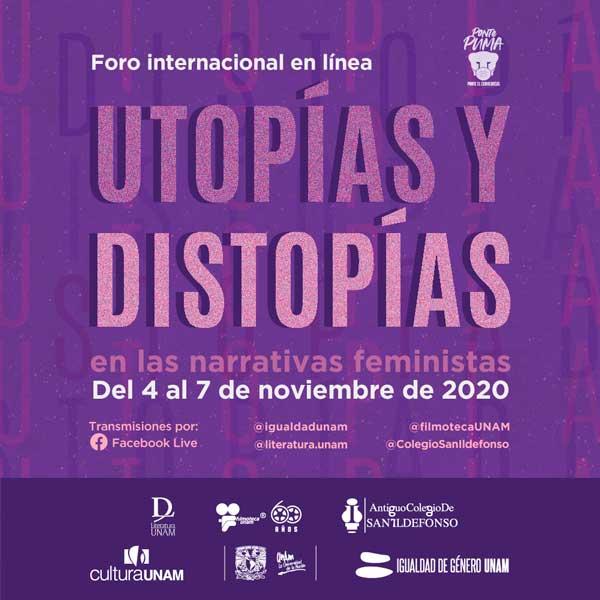 imagen del foro Utopías y Distopías en las Narrativas Feministas