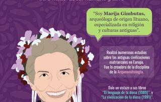 Marija Gimbutas CIGU UNAM