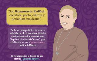 Rosamaría Roffiel Amora UNAM CIGU