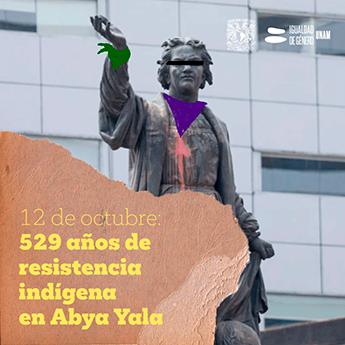 12 octubre UNAM CIGU