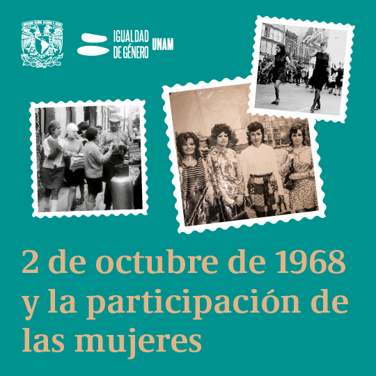 Mexicanas 68 UNAM CIGU